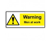 Warning Men at Work