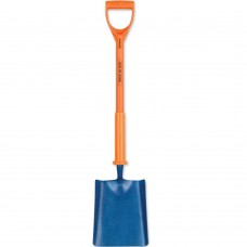 Shocksafe Insulated Square Mouth Shovel