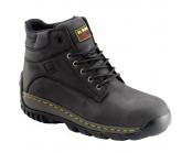 "Dr Martens Black 6"" Boot"