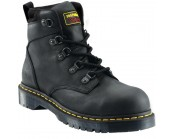 Dr Martens Black D Ring Boot