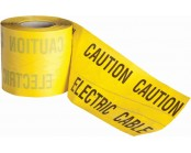 Electric Detectable Underground Warning Tape