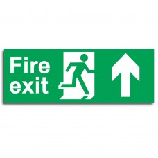 Fire Exit (Arrow Ahead)