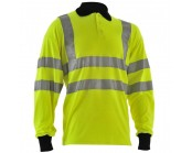 Flame Retardant High Visibility Polo Shirt