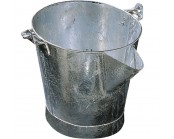 Galvanised Tar Bucket