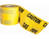Gas Detectable Underground Warning Tape