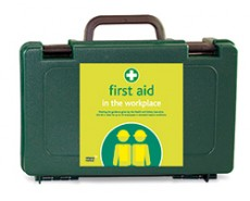 10 Person First Aid Box