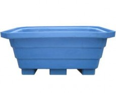 300 Litre Fork Lift Truck Mortar Tub