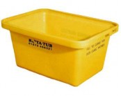 250 Litre Fork Lift Truck Mortar Tub