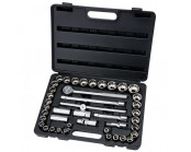 "Socket Set 1/2"" Drive 42 piece"