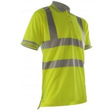 Pulsar P175 High Visibility Short Sleeved Polo Shirt
