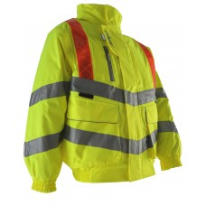 Pulsar P489 High Visibility Traffic Management Bomber Jacket