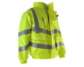 Pulsar P533 High Visibility Unlined Bomber Jacket