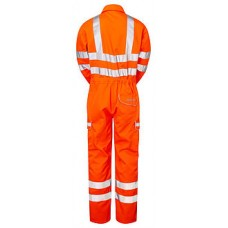 Pulsarail PR339 High Visibility Coverall