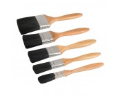 Paint Brush Set (5 Piece)