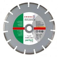 Dronco Construction Diamond Blade 300mm