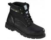 Black Quartz Safety Boot