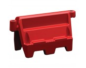 JSP Roadbloc Traffic Separator Red