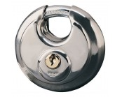 Steel Discus Padlock 70mm