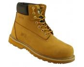 Sandstone Saftey Boot