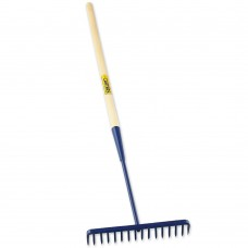 Tarmac Rake Wooden Handle