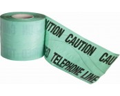 Telephone Detectable Underground Warning Tape