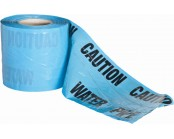Water Detectable Underground Warning Tape