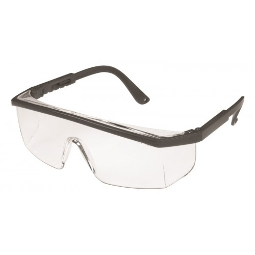 Wraparound Clear Lens Safety Spectacle Manchester Safety ...