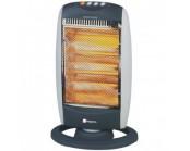 Oscillating Halogen Heater