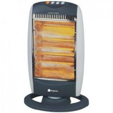 Oscillating Halogen Heater