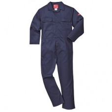 Navy Flame Retardant Coverall