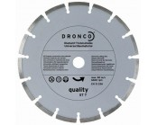 Dronco Concrete Diamond Blade 230mm