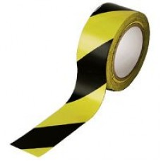 Self Adhesive Flooring Tape Black/Yellow