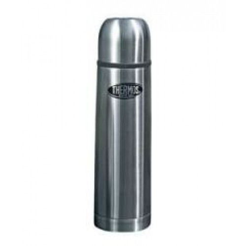 stainless steel thermos flask 1 litre manchester safety services. Black Bedroom Furniture Sets. Home Design Ideas
