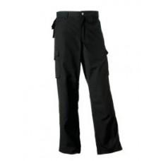 Russell Heavy Duty Trouser 015M Black