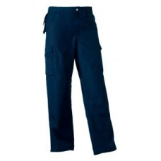 Russell Heavy Duty Trouser 015M French Navy