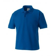 Russell Classic Polo Shirt Bright Royal