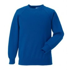 Russell Classic Sweatshirt Bright Royal