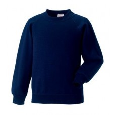 Russell Classic Sweatshirt French Navy