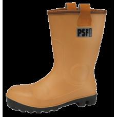 Waterproof Tan Rigger Boot
