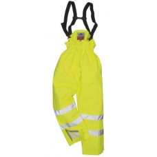 Flame Retardant High Visibility Waterproof Trouser