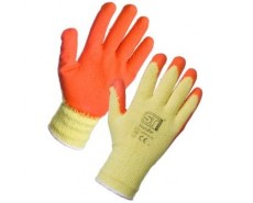 Orange Grab n Grip Glove