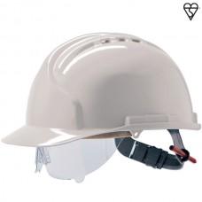 JSP Mk7 Vented Helmet with Retractaspec