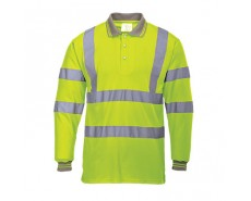 Class 3 Hi Vis Polo Shirt