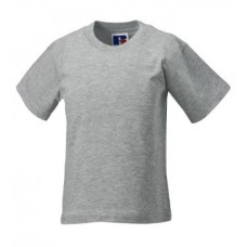 Russell Classic T-Shirt Light Oxford