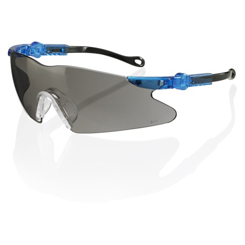 Nevada Grey Lens Safety Spectacle Manchester Safety Services