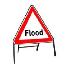 750mm Flood Sign
