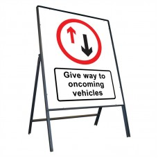 Priority Give Way to Oncoming Vehicles