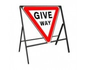 600mm Give Way Sign