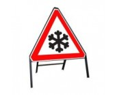 750mm Ice Sign