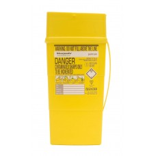 Needle Sharp Safe Bin 0.6 Litre
